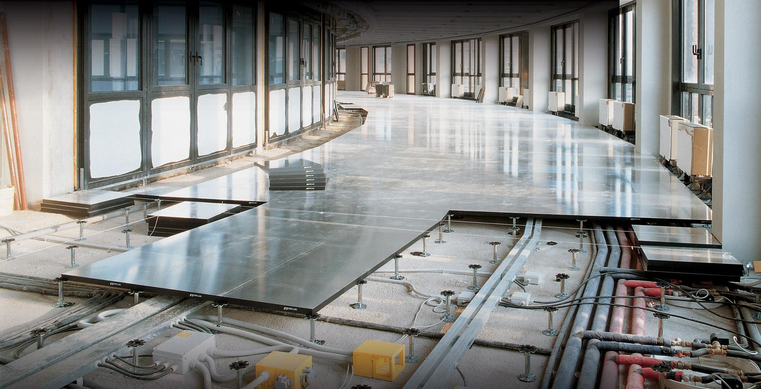 Installazione e manutenzione pavimento flottante - Pavimento galleggiante esterno ...