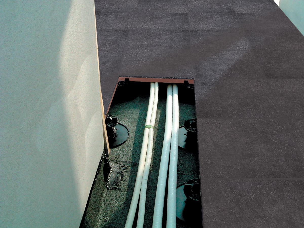 Pavimenti Galleggianti Spessori : Nasce king junior supporto a basso spessore per pavimenti